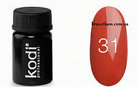 Гель-краска Kodi №31