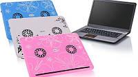 Охлаждающая подставка-кулер для ноутбука Notebook Helder