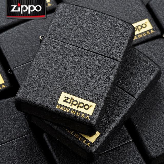 Зажигалки бензиновые Zippo классические