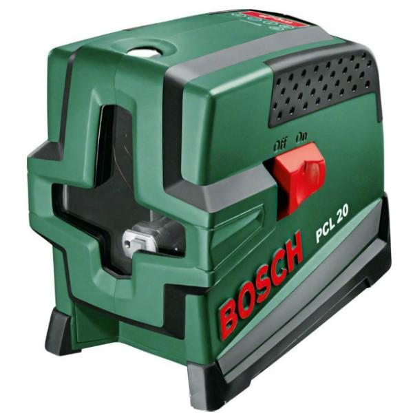 Лазерный нивелир Bosch PCL 20, 0603008220