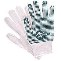 Перчатки рабочие трикотажные с ПВХ-покрытием (700)