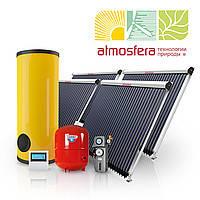 Солнечные системы для горячего водоснабжения
