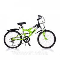 Детский велосипед Azimut-Stinger (оборудование SHIMANO)