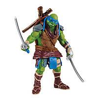 Игрушка Нинзя черепашка Леонардо 25 см.Teenage Mutant Ninja Turtles Movie 2