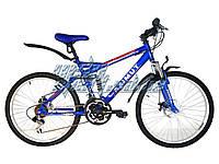 """Горный подростковый велосипед Azimut Race 24""""D"""