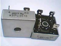 Диодный выпрямительный однофазный мост KBPC 3510 (35А, 1000В)