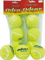 Мяч большой теннис ODEAR (3шт) цена за 1 шт.