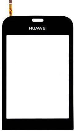 Сенсор HUAWEI G7010 black, тач скрин для телефона смартфона, фото 2