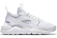 Кроссовки Nike Huarache Ultra White, фото 1