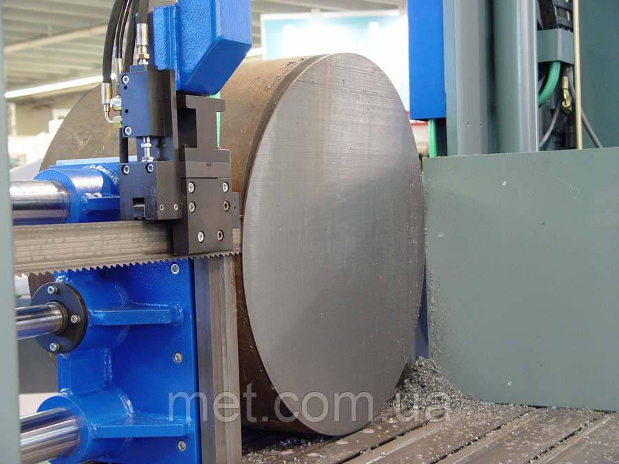 Круг металлический поковка ф 440 сталь 40Х, фото 1