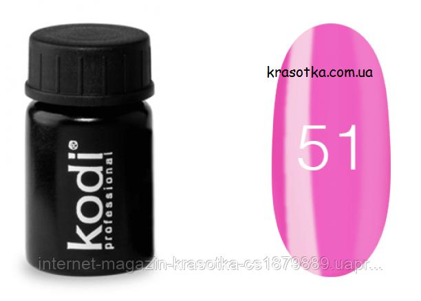Гель-краска Kodi №51