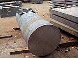 Круг поковка 430 мм сталь 45, фото 2