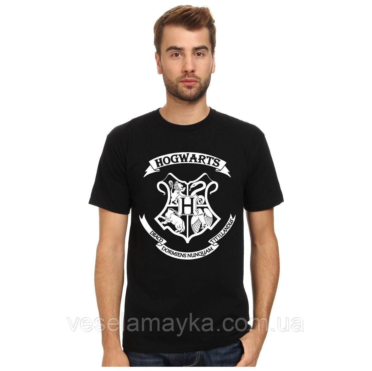 Футболка Hogwarts (Хогвартс)