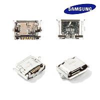 Коннектор зарядки для Samsung S8500 Wave, оригинал