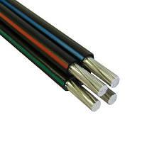 Кабель алюминиевый, СИП 4х16-120 (Самонесущие изолированные провода)