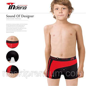 Детские подросток боксёры х/б Indena, 7-15 лет, 95503