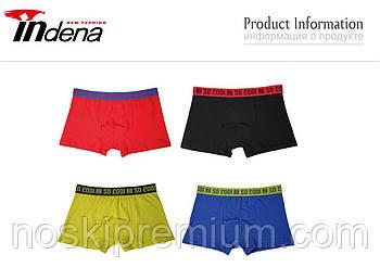 Детские подросток боксёры х/б Indena, 11-17 лет, 65514
