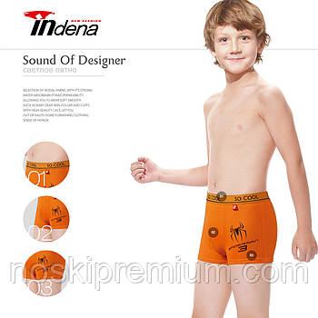 Дитячі підліток боксери бавовна Indena, 7-15 років, 65509