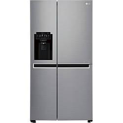 Холодильник с морозильной камерой LG GSL761PZXV