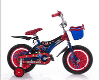 """Детский велосипед Mustang Pilot Spider Man (12""""-дюймов)"""