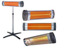 Замена инфракрасной лампы обогревателя