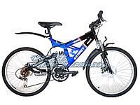 Горный велосипед Azimut Shock 24 D