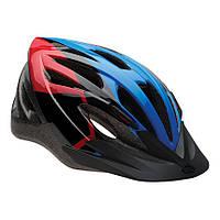 Велошлем детский Bell Shasta синий/красный Velocity, Uni (50-57) (GT)
