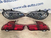 Комплект рестайловой оптики BMW X5 E70 новый