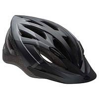Велошлем детский Bell Shasta матовый чёрный/титановый Velocity, Uni (50-57) (GT)