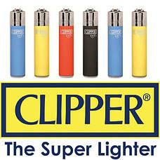 Зажигалки газовые Clipper