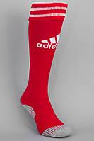 Гетры футбольные  Adidas classic красные