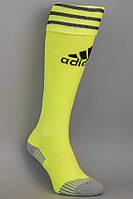 Гетры футбольные  Adidas classic лайм