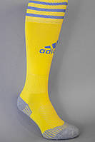 Гетры футбольные  Adidas classic желтые, фото 1