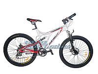 Горный двухподвесный велосипед Aimut Smart-26 B+