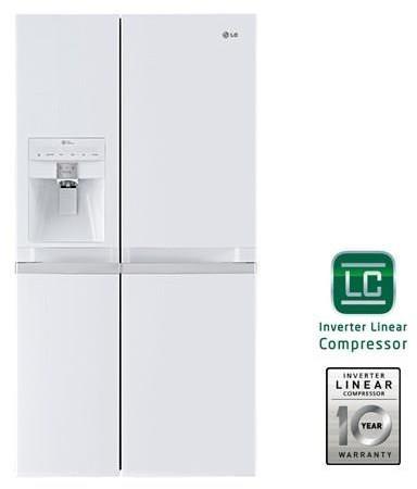Холодильник с морозильной камерой LG GSL761SWYV