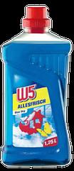 Универсальное средство для уборки Свежесть W5 1,25L Германия