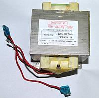 Трансформатор высоковольтный для микроволновой (СВЧ) печи
