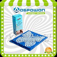 Акупунктурный коврик «Релакс-Бабочка», 50х55 см, фото 1