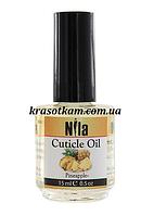 Масло для кутикулы Nila ананас 6 мл