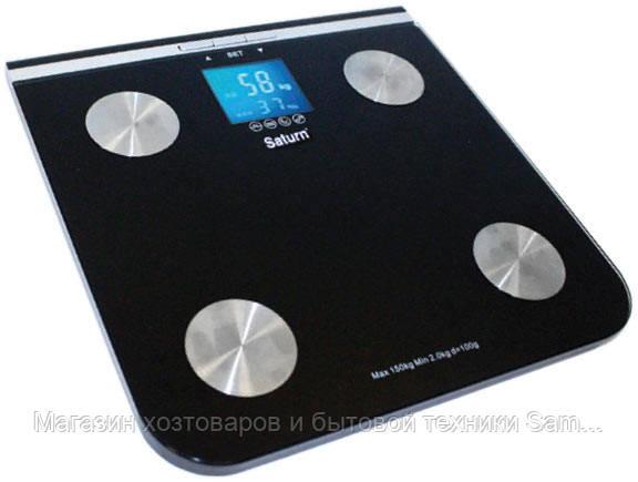 Весы напольные SATURN ST-PS0284
