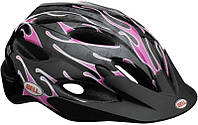 Велошлем детский Bell Buzz чёрный/розовый Slipstream, Uni (50-54) (GT)