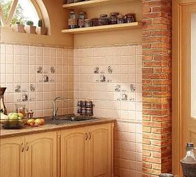 Плитка Лючия для кухни 23х35 купить