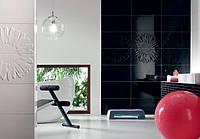 Керамическая плитка Tubadzin Colour White&Black