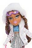 Лялька Ясмін Bratz Сніговий поцілунок, фото 3