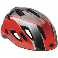 Велошлем детский Bell Zipper инфро-красный Flare, Uni (47-54) (GT)