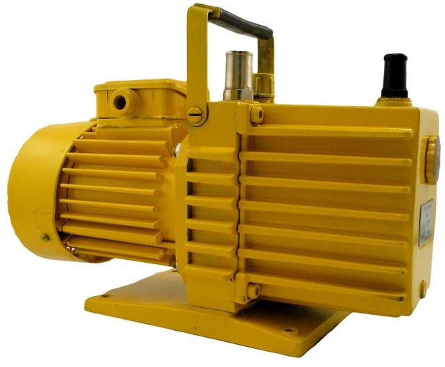 Механические пластинчато-роторные вакуумные насосы типа НВР