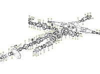Каталог запчастей#Механизм привода среднего моста