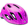 Велошлем детский Bell Zipper розовый Paradise, Uni (47-54) (GT)