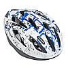 Велошлем Author Vento, сине/белый, р.58-61 (MD)