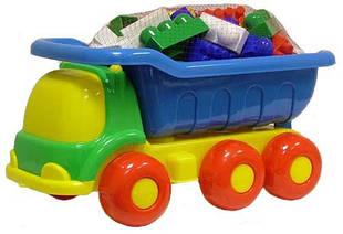 Машинки пластмассовые